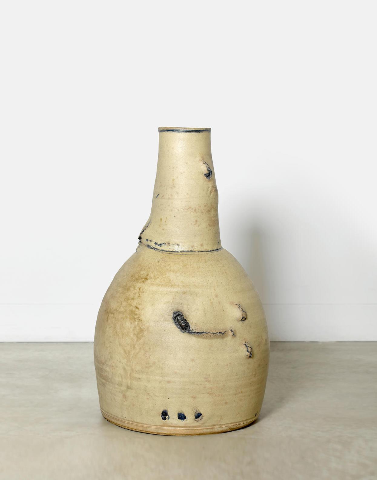 Peter Voulkos-Untitled Stack/Vase-1973
