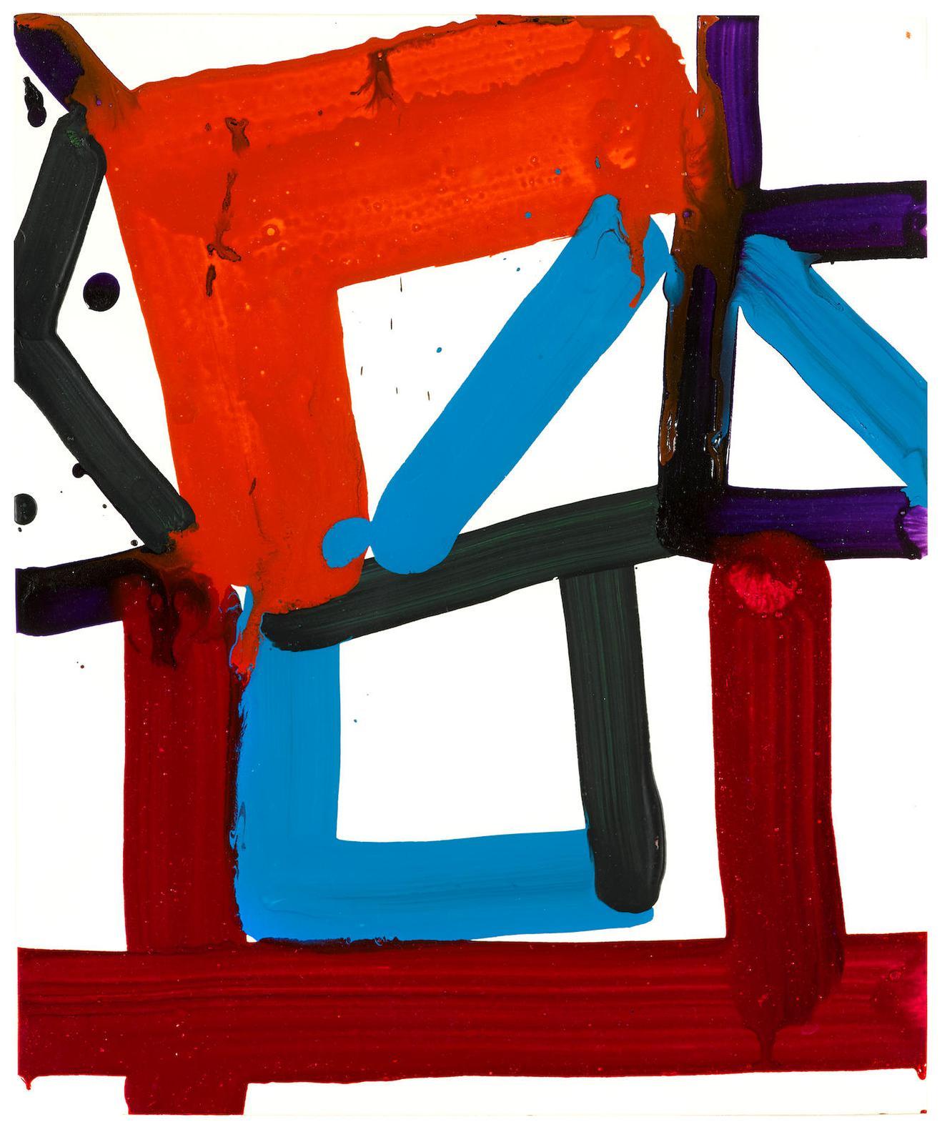Sam Francis-Untitled-1979