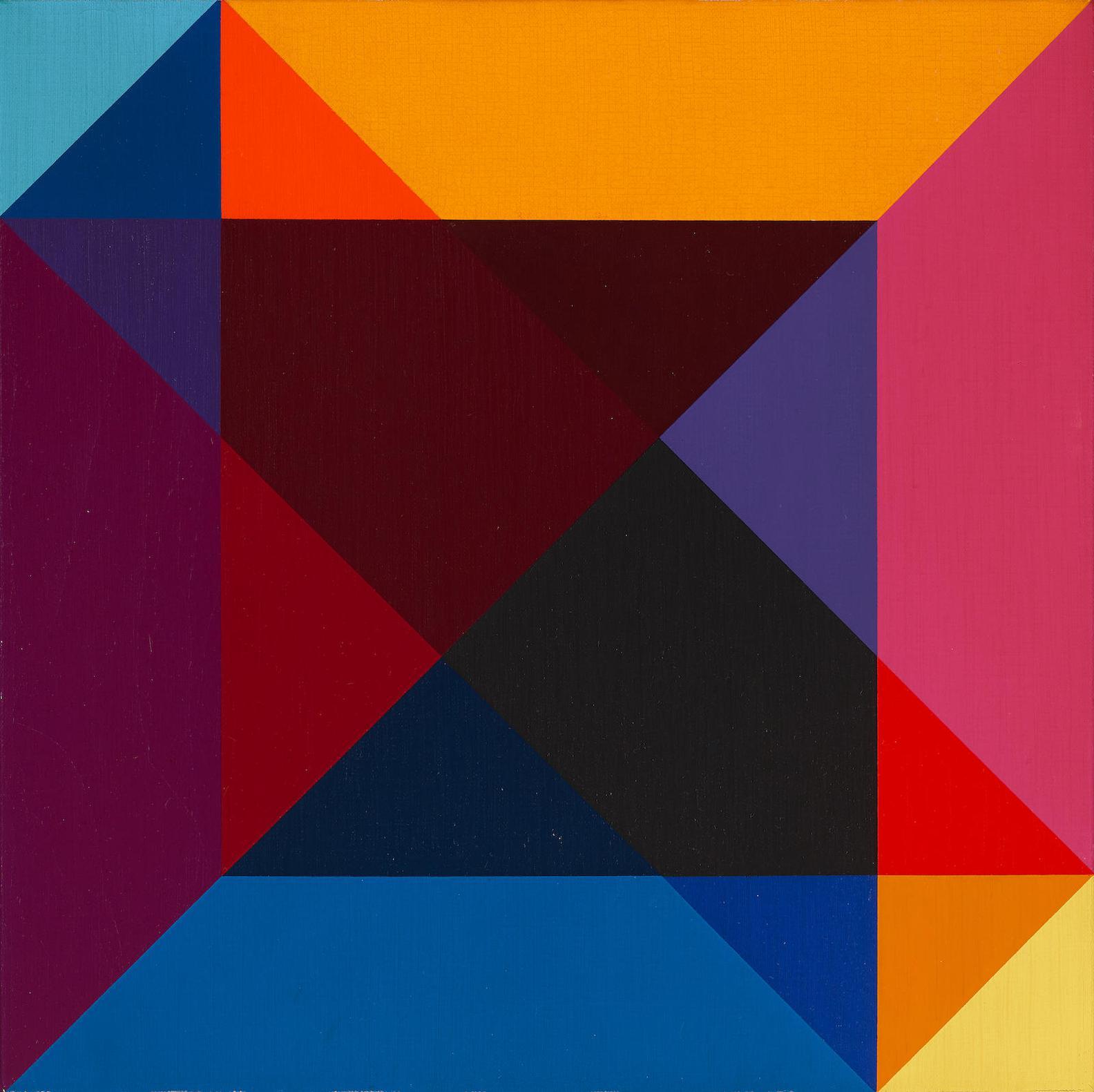 Karl Stanley Benjamin-#11-1967
