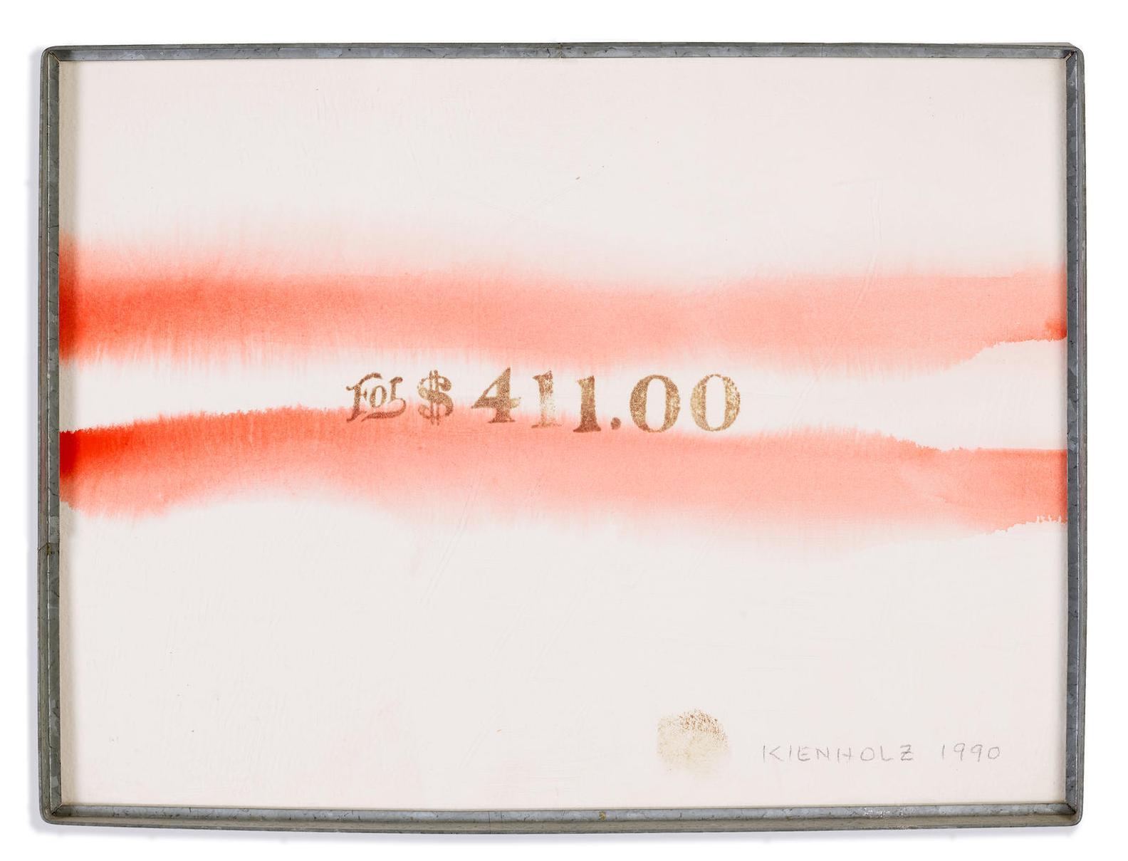 Edward Kienholz-For $411.00-1990