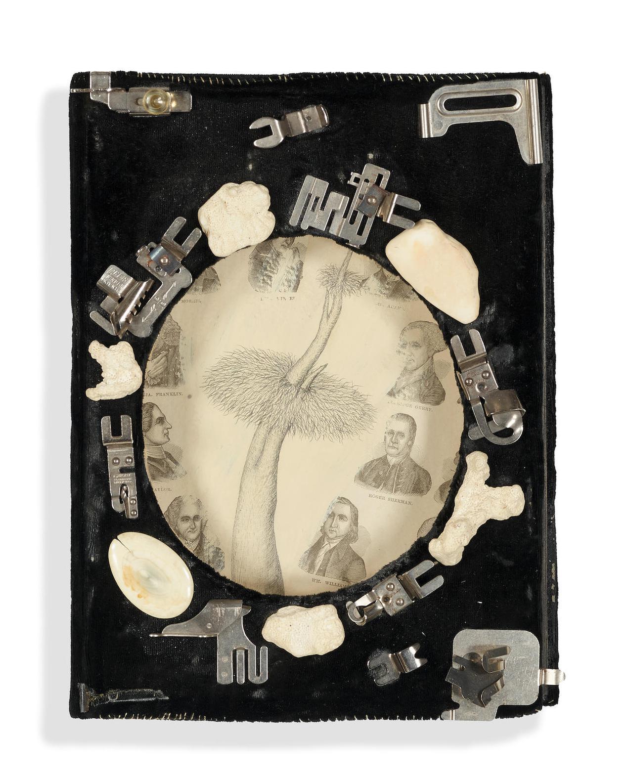 Lezley Saar - Untitled, Untitled-1990