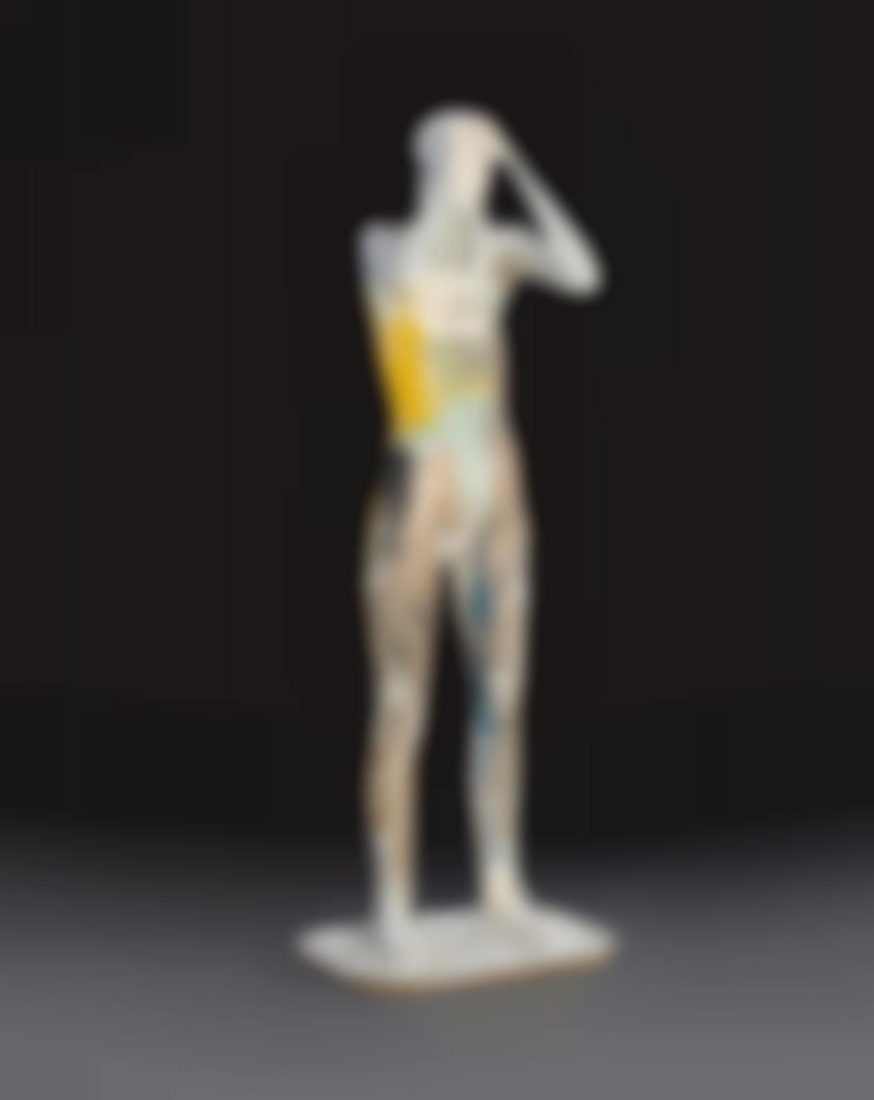Manuel Neri-Standing Figure No. 6-1983