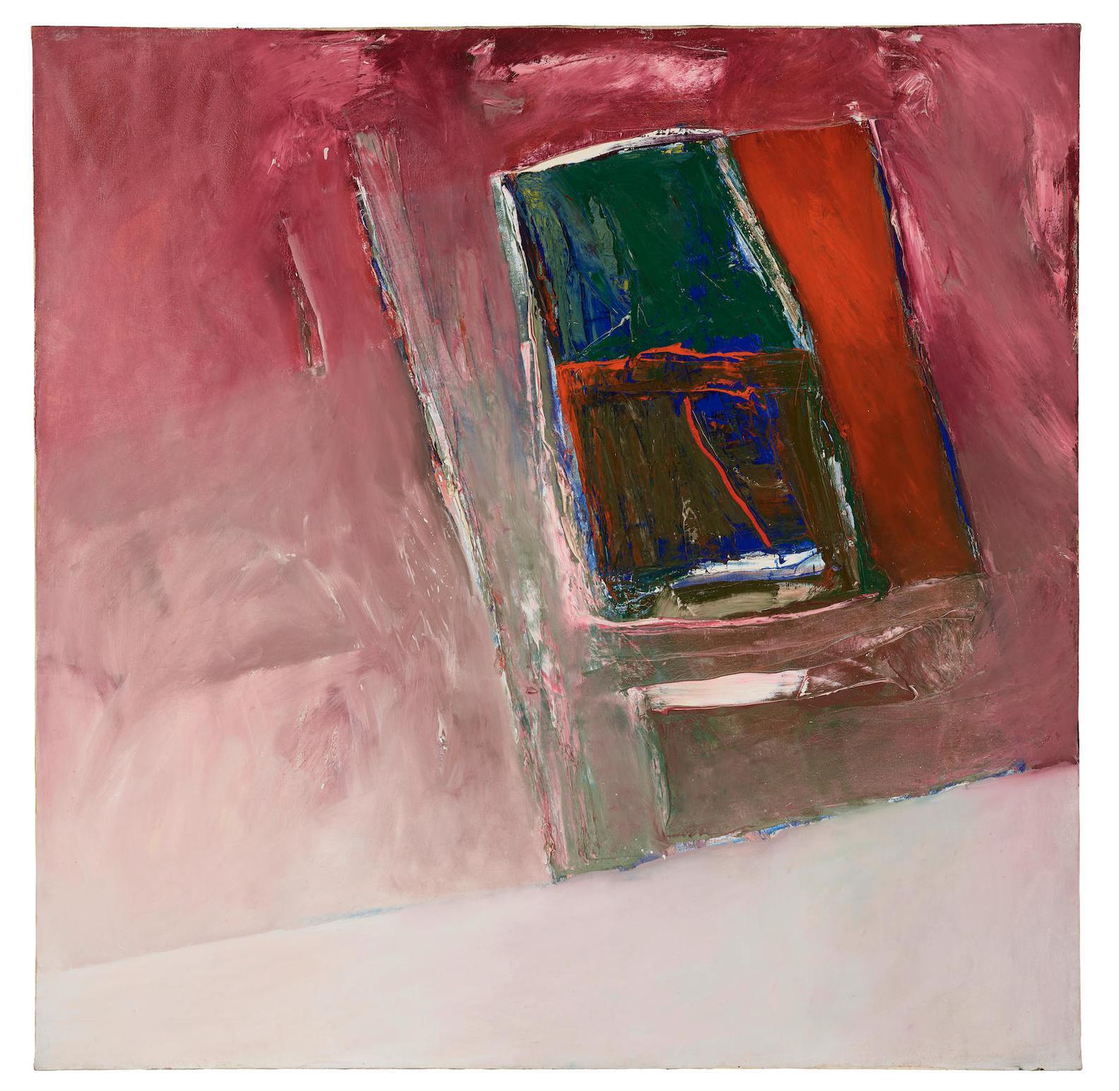 Manuel Neri-Window Series No. 13-1959
