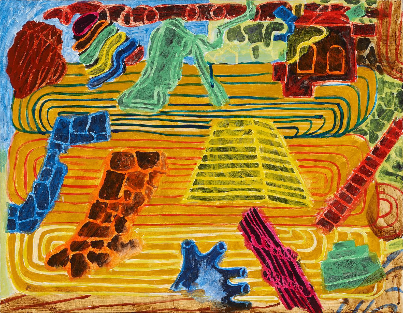 Charles Garabedian - Bungo II-1983