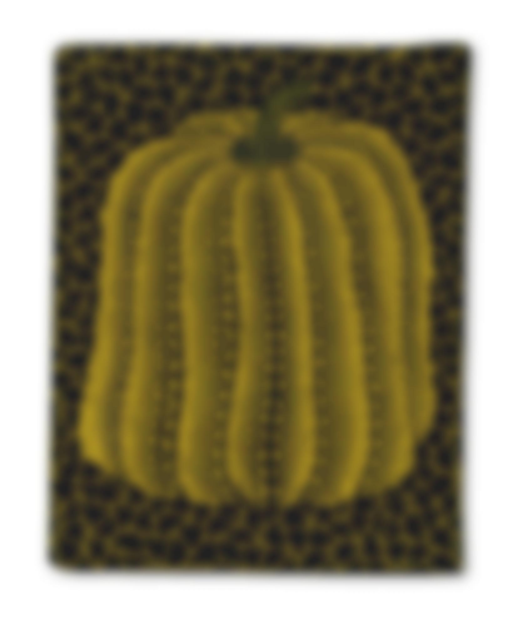 Yayoi Kusama-Pumpkin-1991