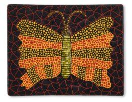 Yayoi Kusama-Butterfly-1996