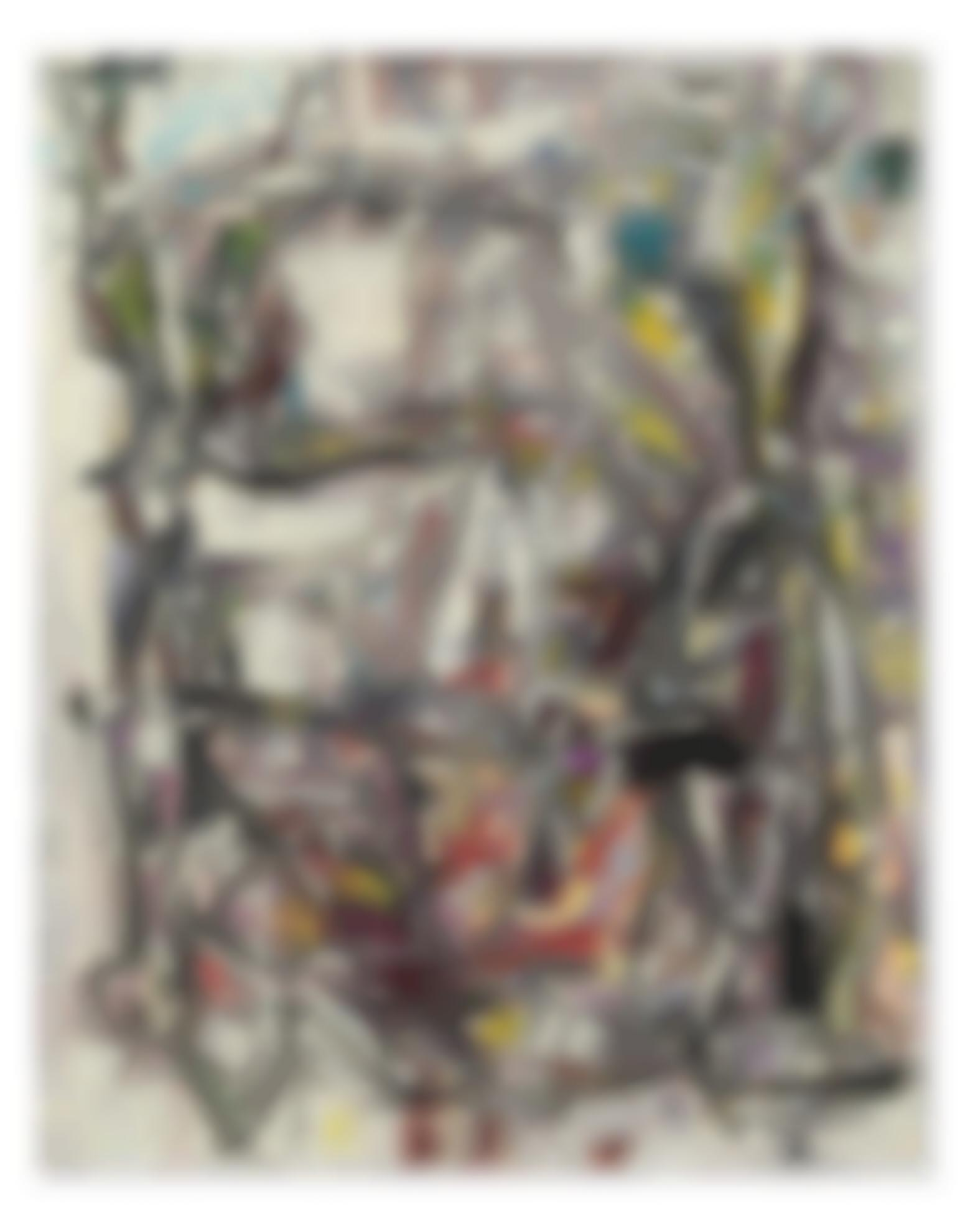 Jean-Paul Riopelle-Untitled-1964