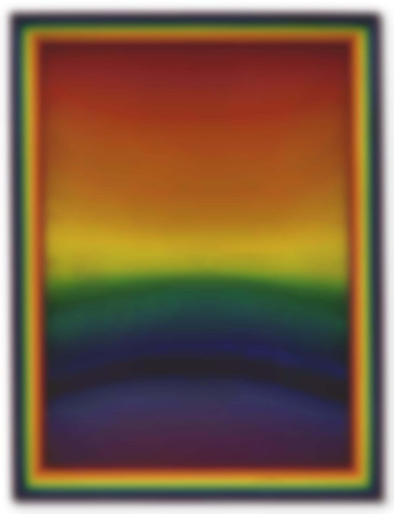 Ay-O-Rainbow Landscape B-1967