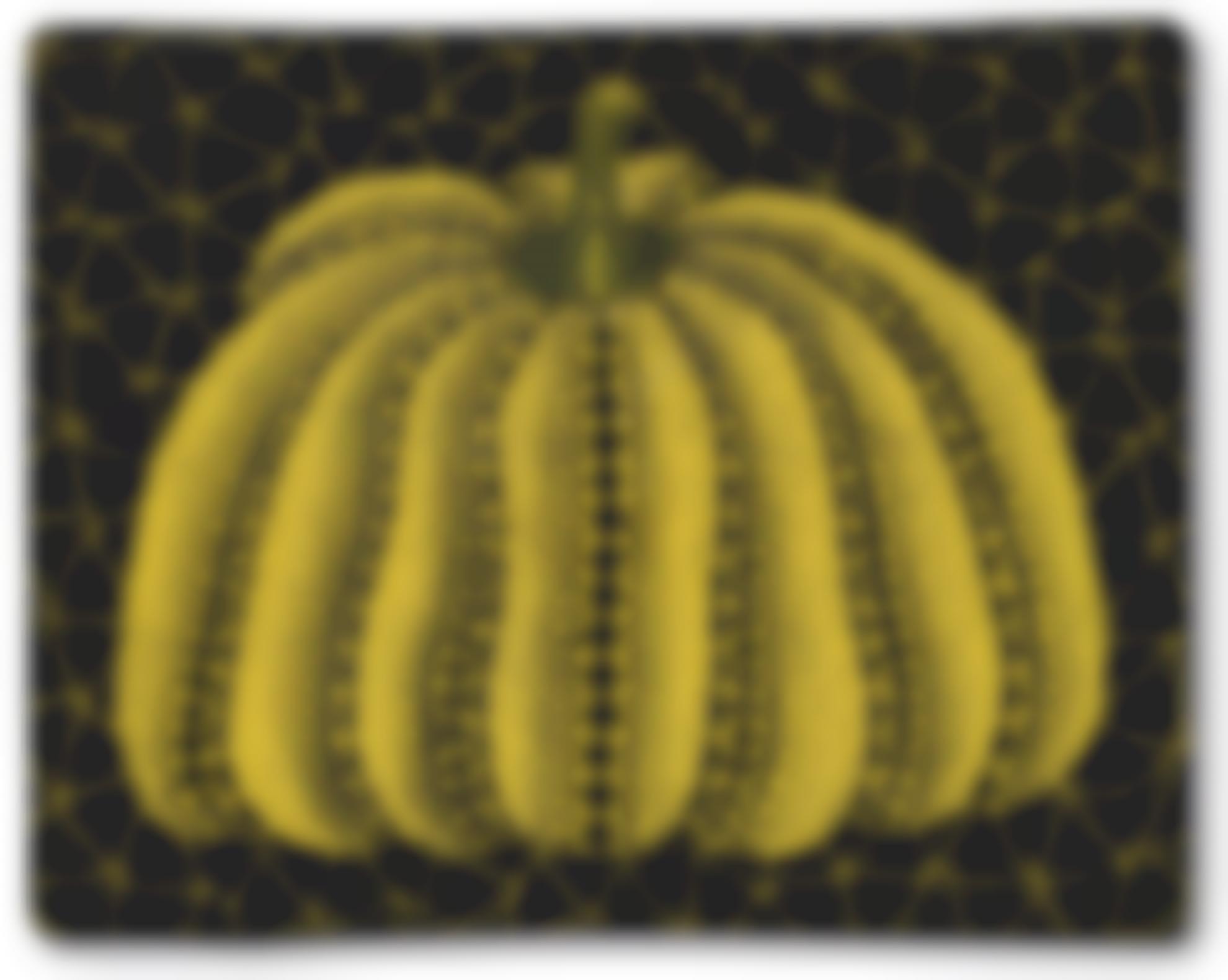 Yayoi Kusama-Pumpkin-1996