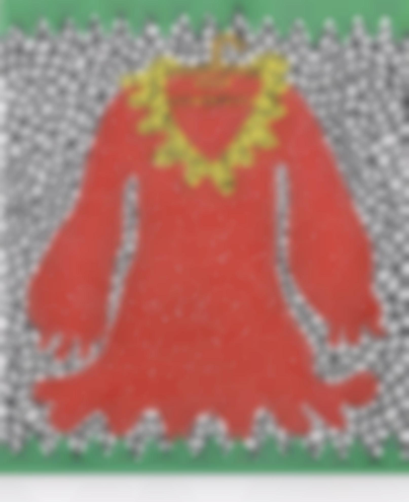 Yayoi Kusama-Dress-1982