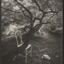 Josef Sudek-Siesta (A Walk In The Magic Garden)-1954