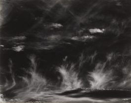 Edward Weston-Clouds, Santa Monica-1936