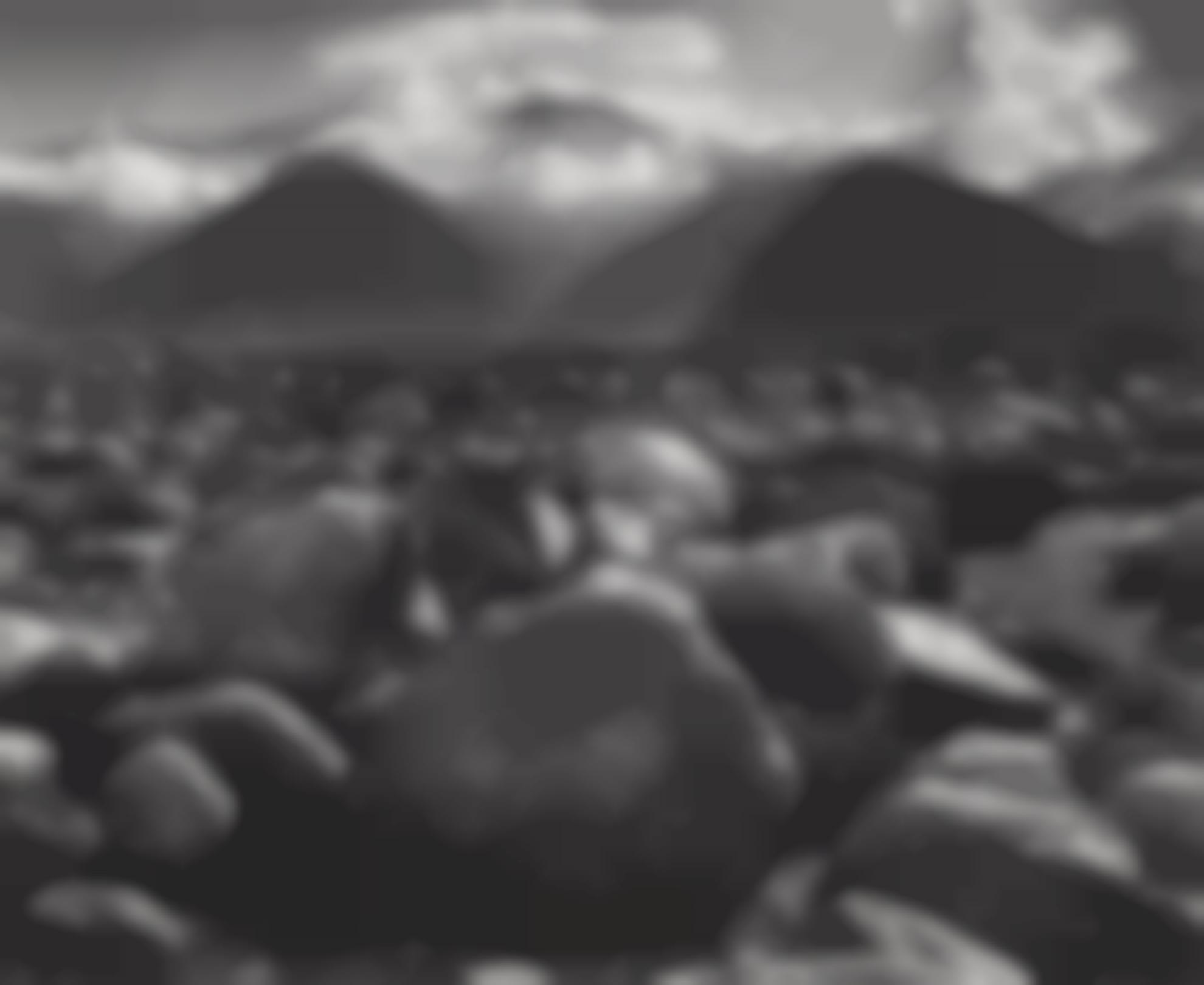 Ansel Adams-Mount Williamson From Manzanar, California-1994