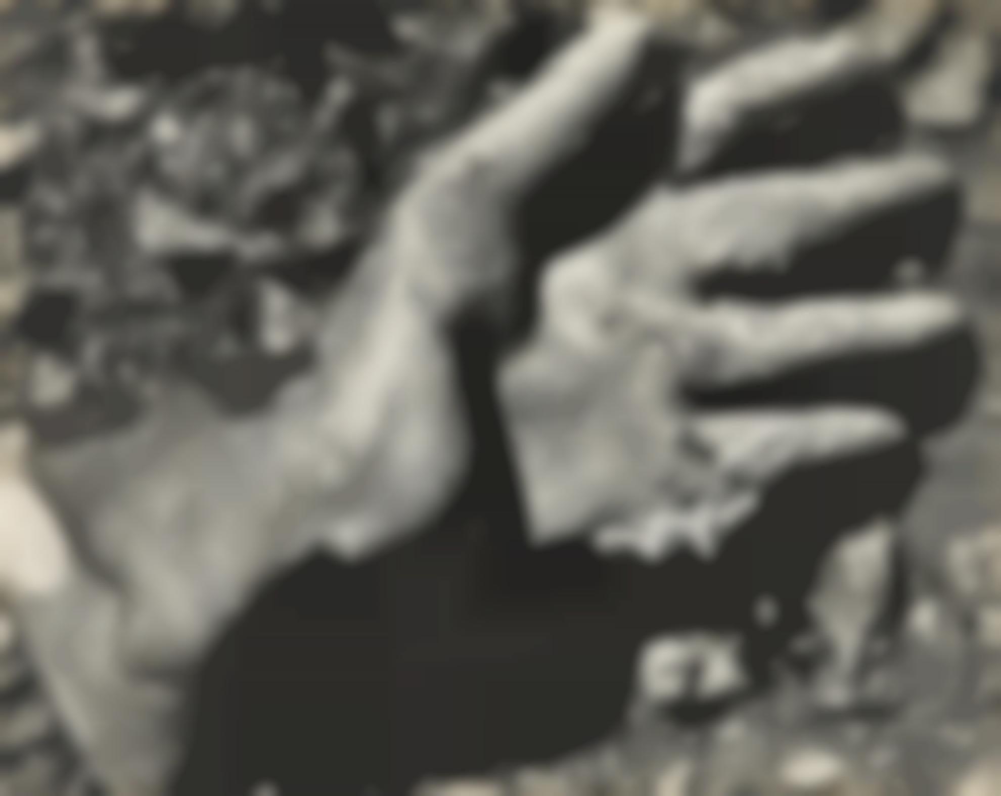 Edward Weston-Cement Workers Glove-1936