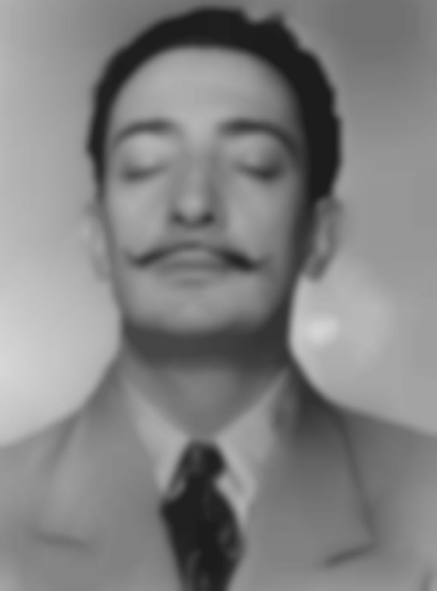Horst P. Horst-Salvador Dali, New York-1943