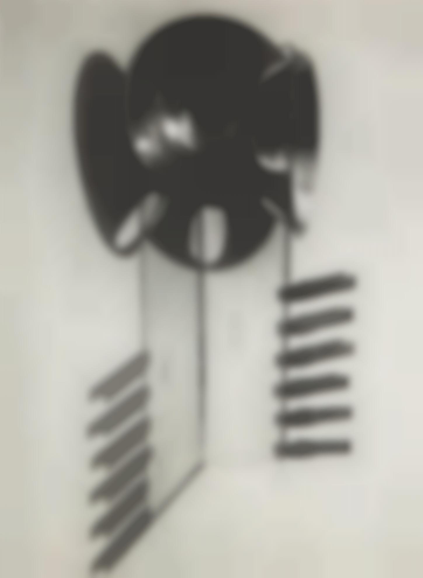 Man Ray-Shadows (From First Steps In 1920)-1920