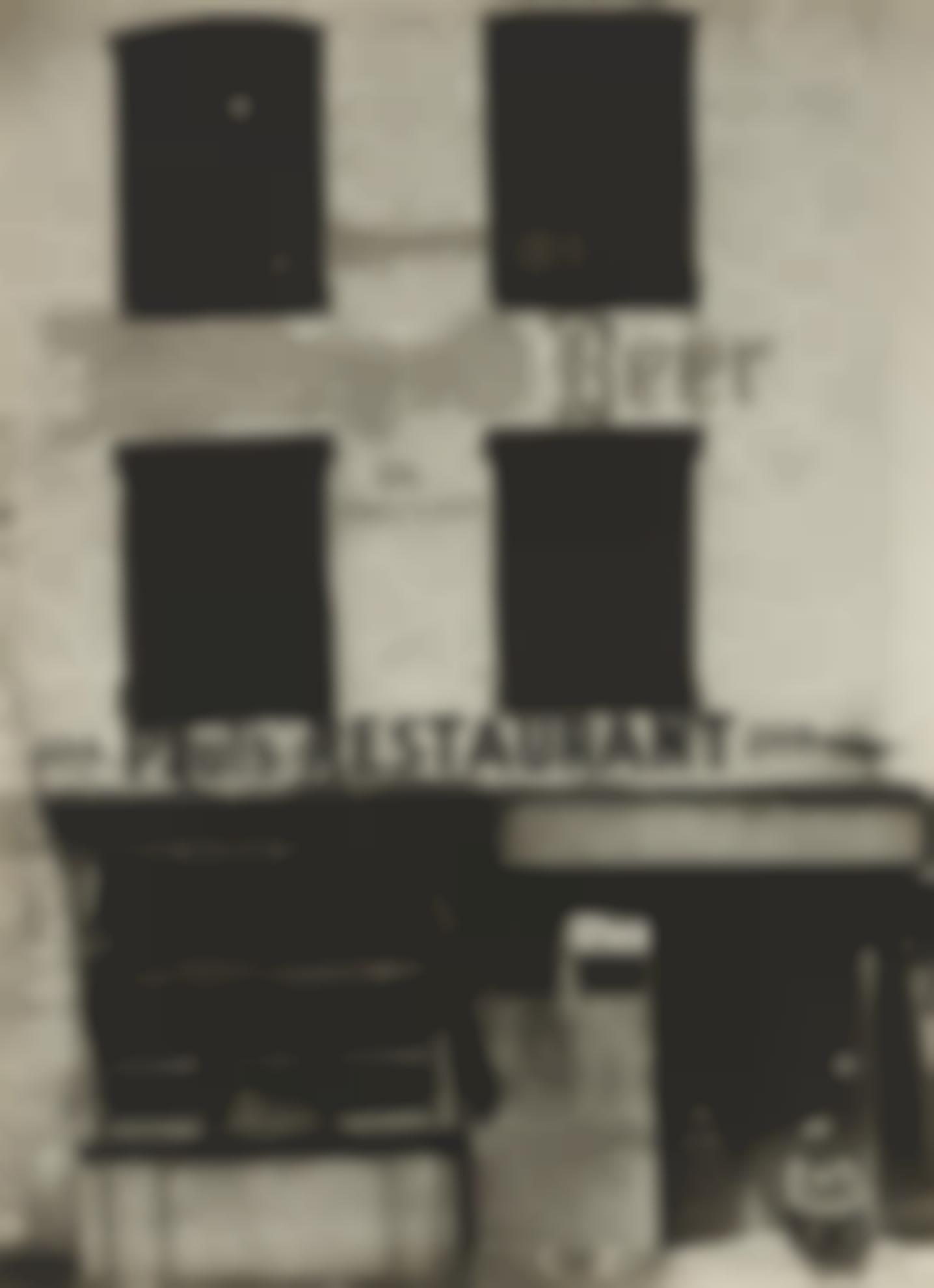 Walker Evans-New York, Waterfront Saloon (South Street, New York City)-1934