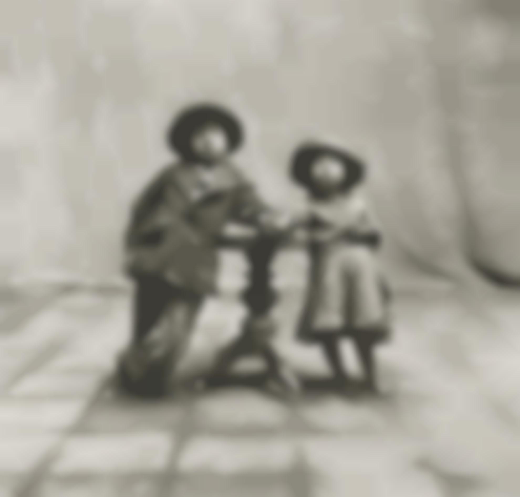 Irving Penn-Cuzco Children-1948