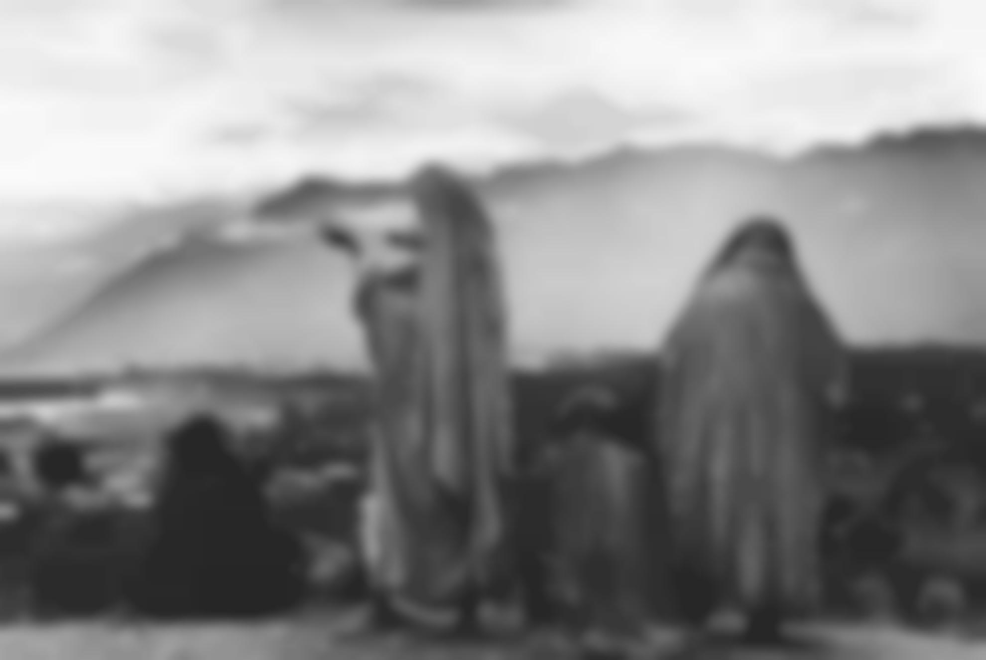 Henri Cartier-Bresson-Srinagar, Kashmir, India-1948