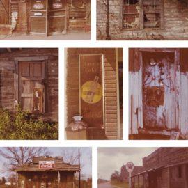 William Christenberry-William Christenberry: 15 Alabama Photographs-1972