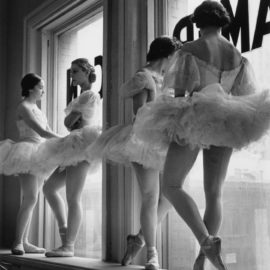 Alfred Eisenstaedt-Future Ballerinas Of The American Ballet Theatre-1937