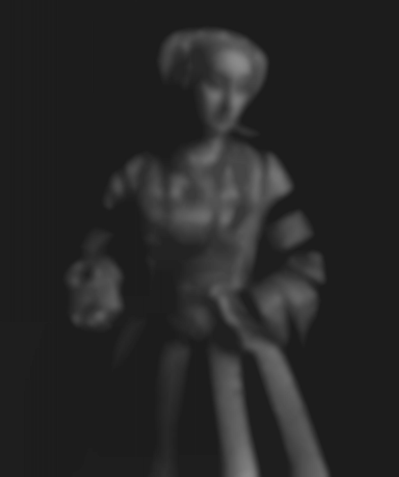 Hiroshi Sugimoto-Anne Of Cleves-1999