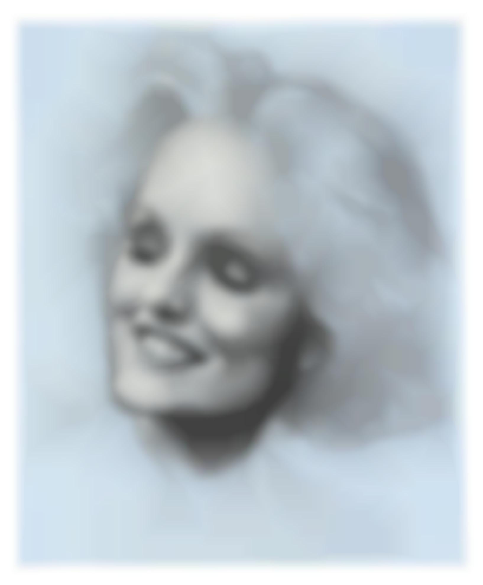 John Currin-Study For Bent Woman-2003
