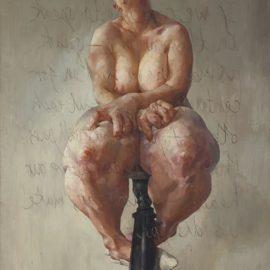 Jenny Saville-Propped-1992