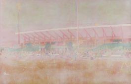 Peter Doig-Buffalo Station I-1998