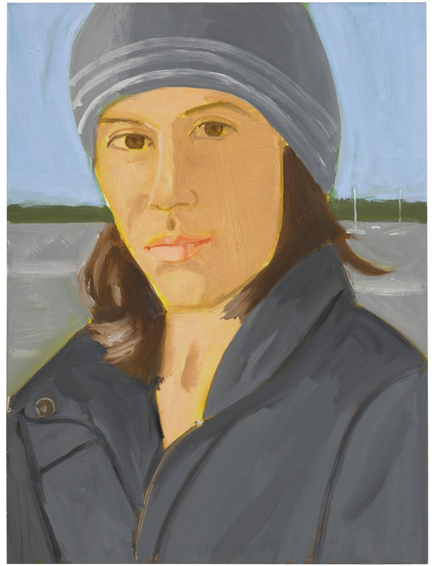 Alex Katz-Lara-2003