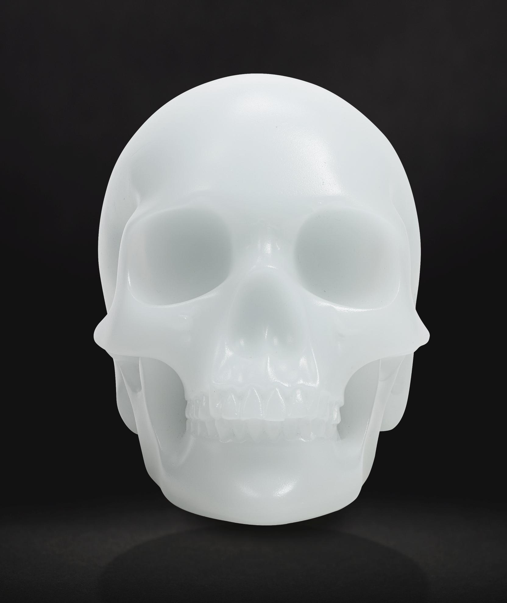 Sherrie Levine-Crystal Skull-2014