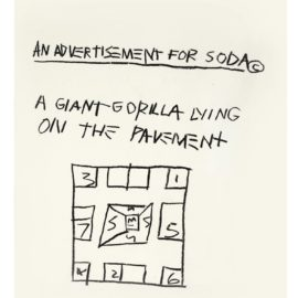 Jean-Michel Basquiat-An Advertisement For Soda-1981