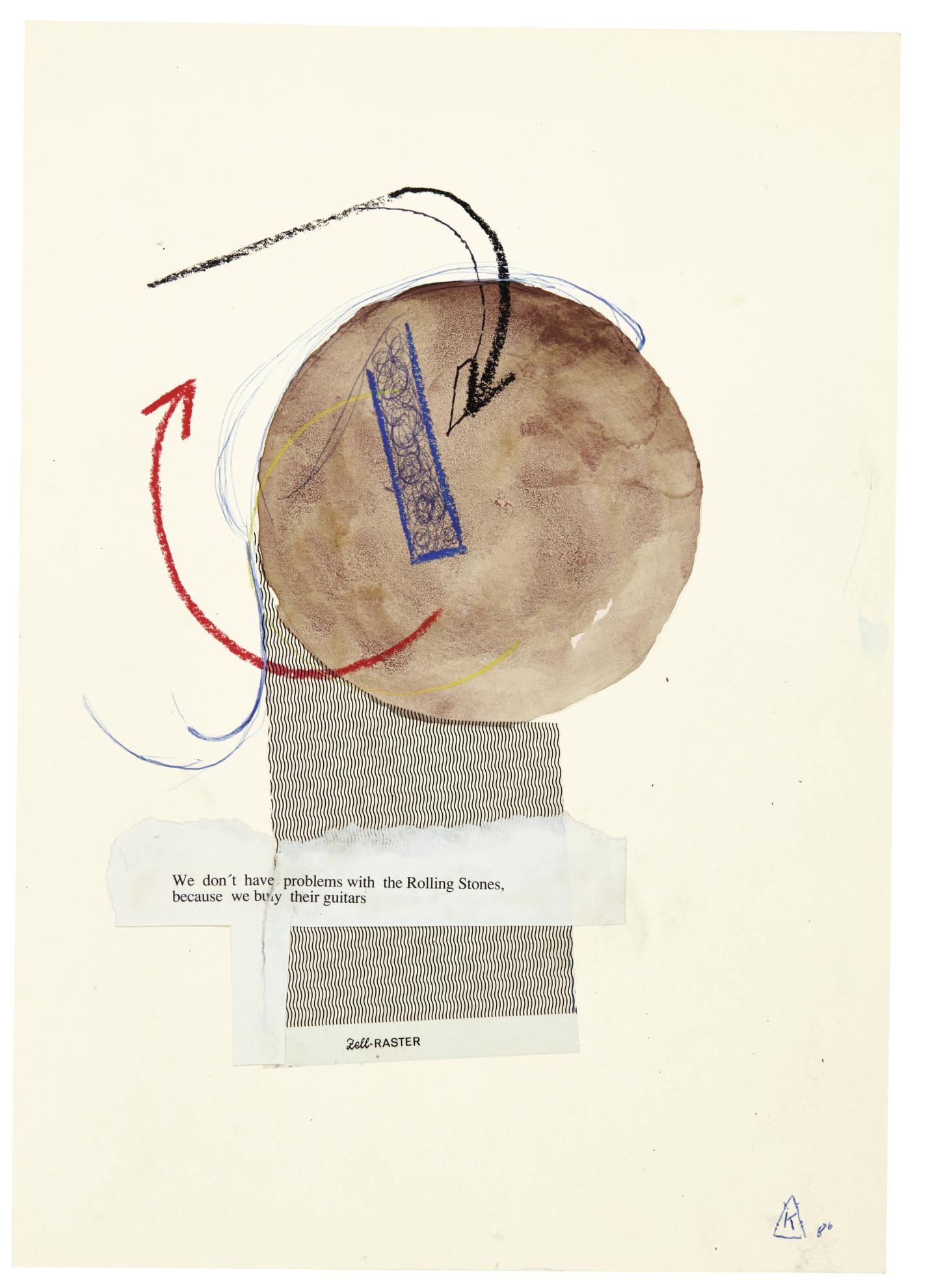 Martin Kippenberger-Untitled-1986