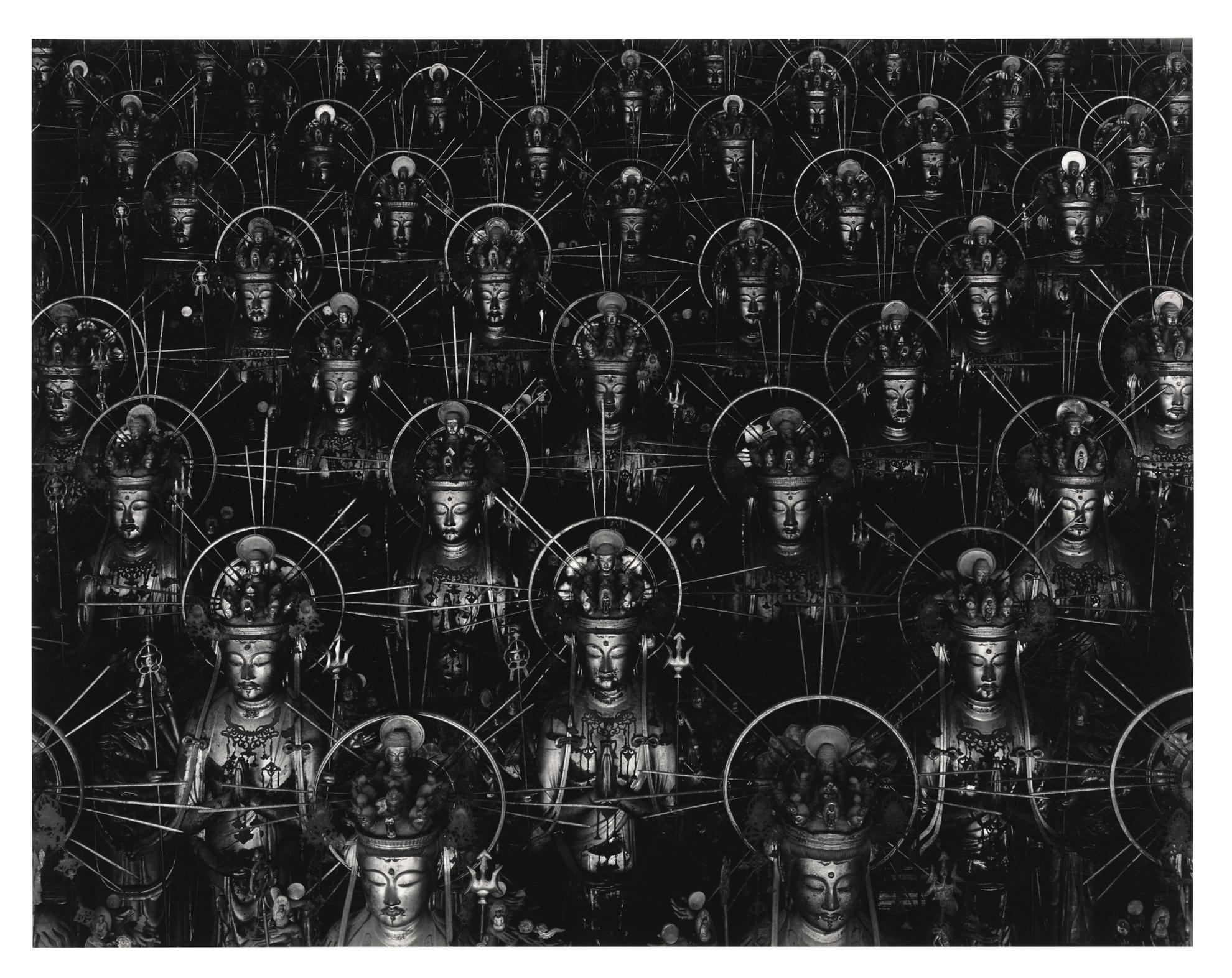 Hiroshi Sugimoto-Hall Of Thirty-Three Bays-1995