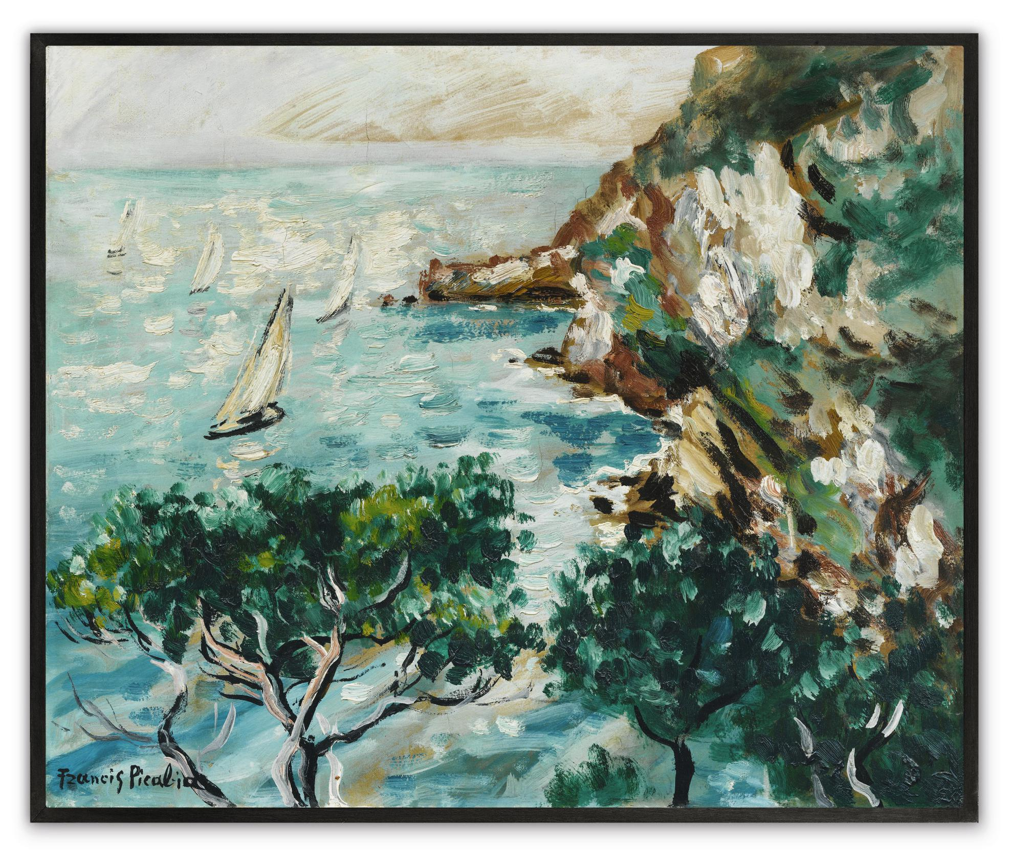 Francis Picabia-Sans Titre-1938