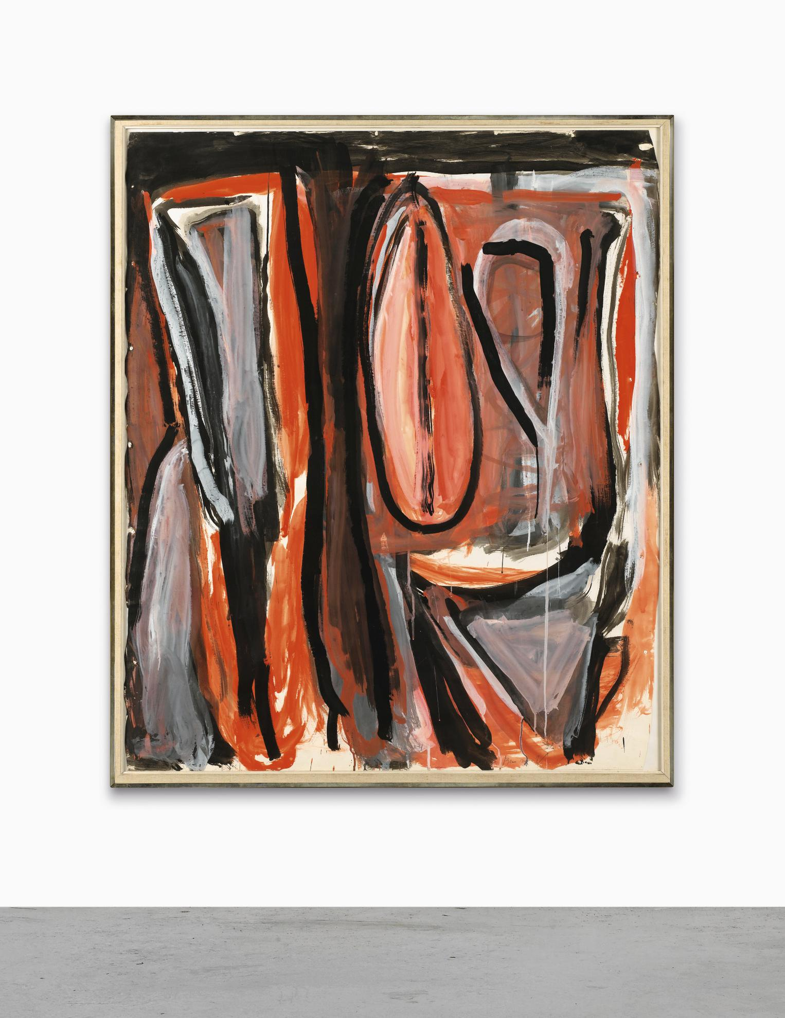 Bram van Velde-Untitled-1979