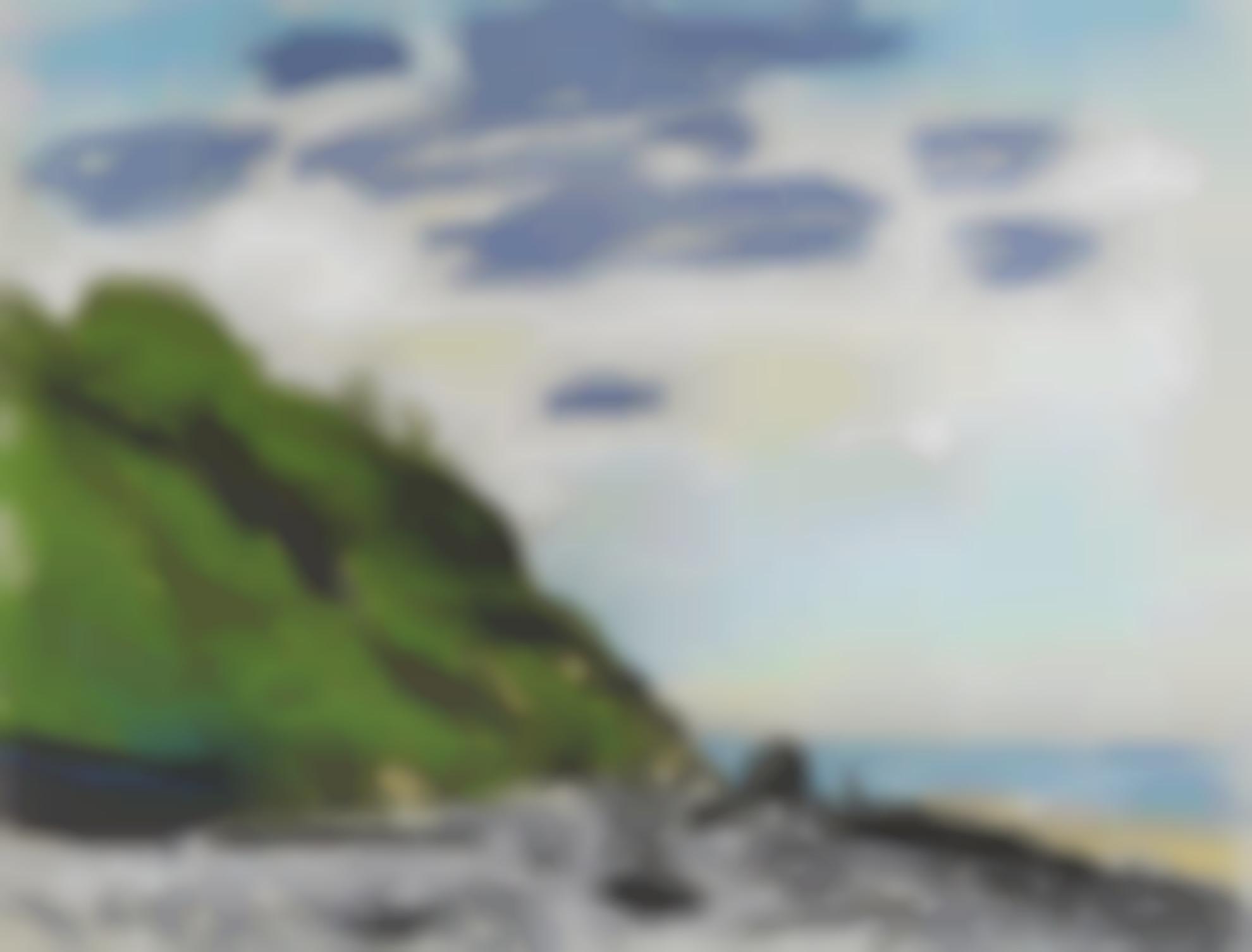 Claude Monet-Cote Pres De Honfleur-