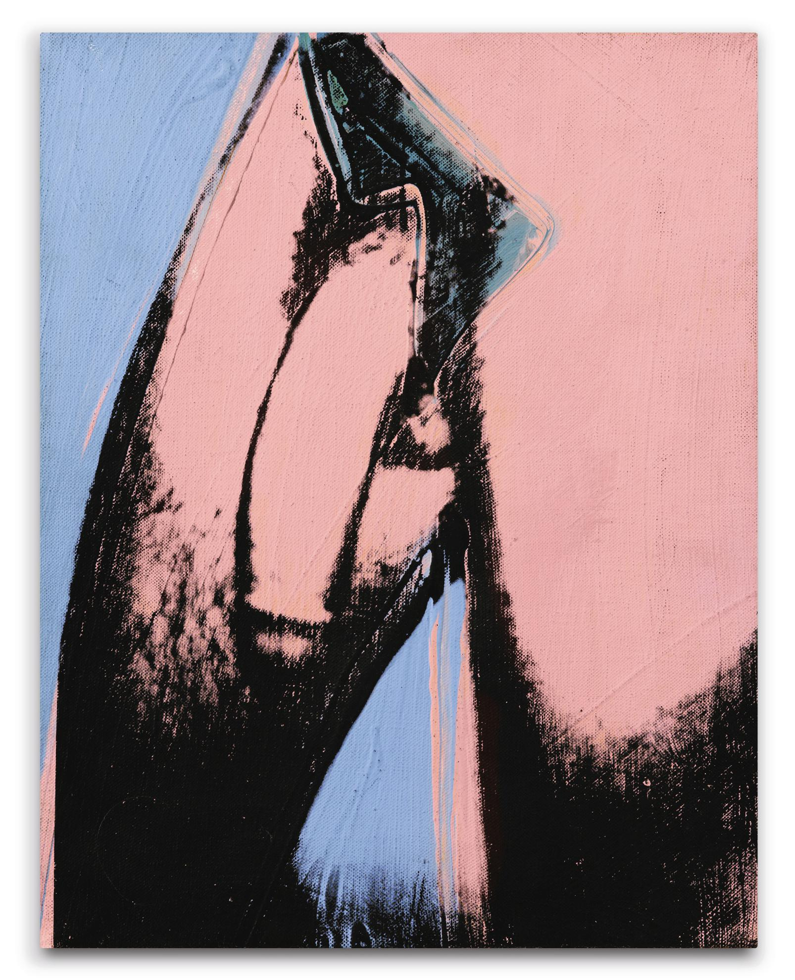 Andy Warhol-Torso-1977