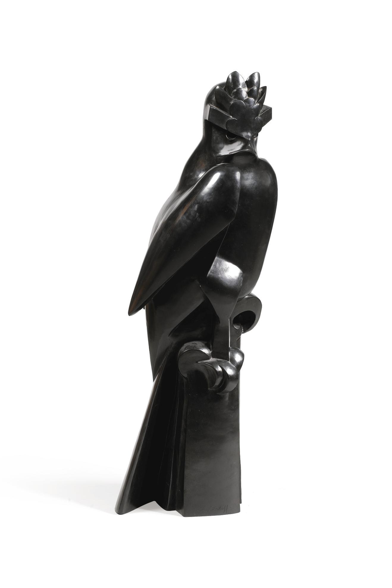 Chana Orloff-Oiseau 14-18-1924
