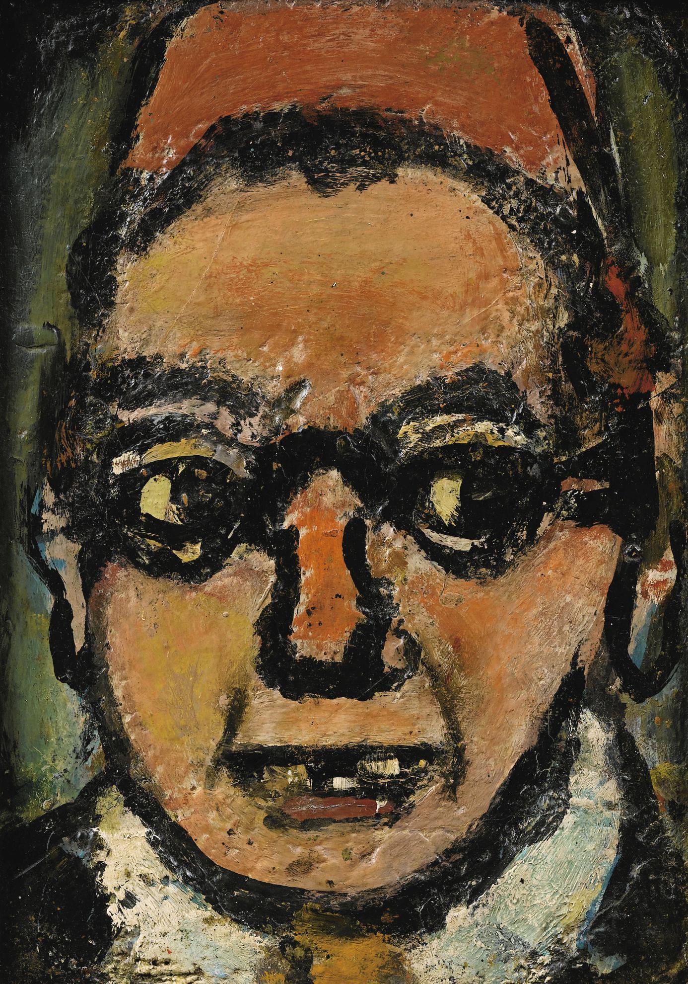 Georges Rouault-Maitre Testu-1946