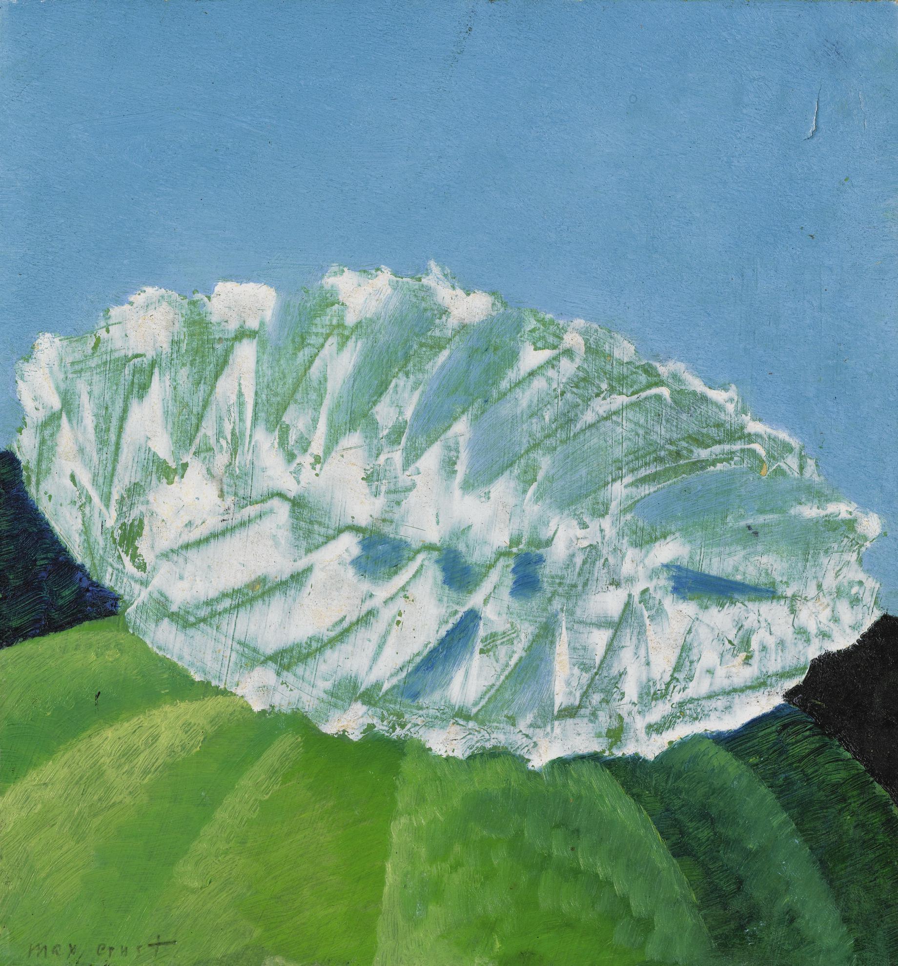 Max Ernst-Fleur-Coquillage-1928