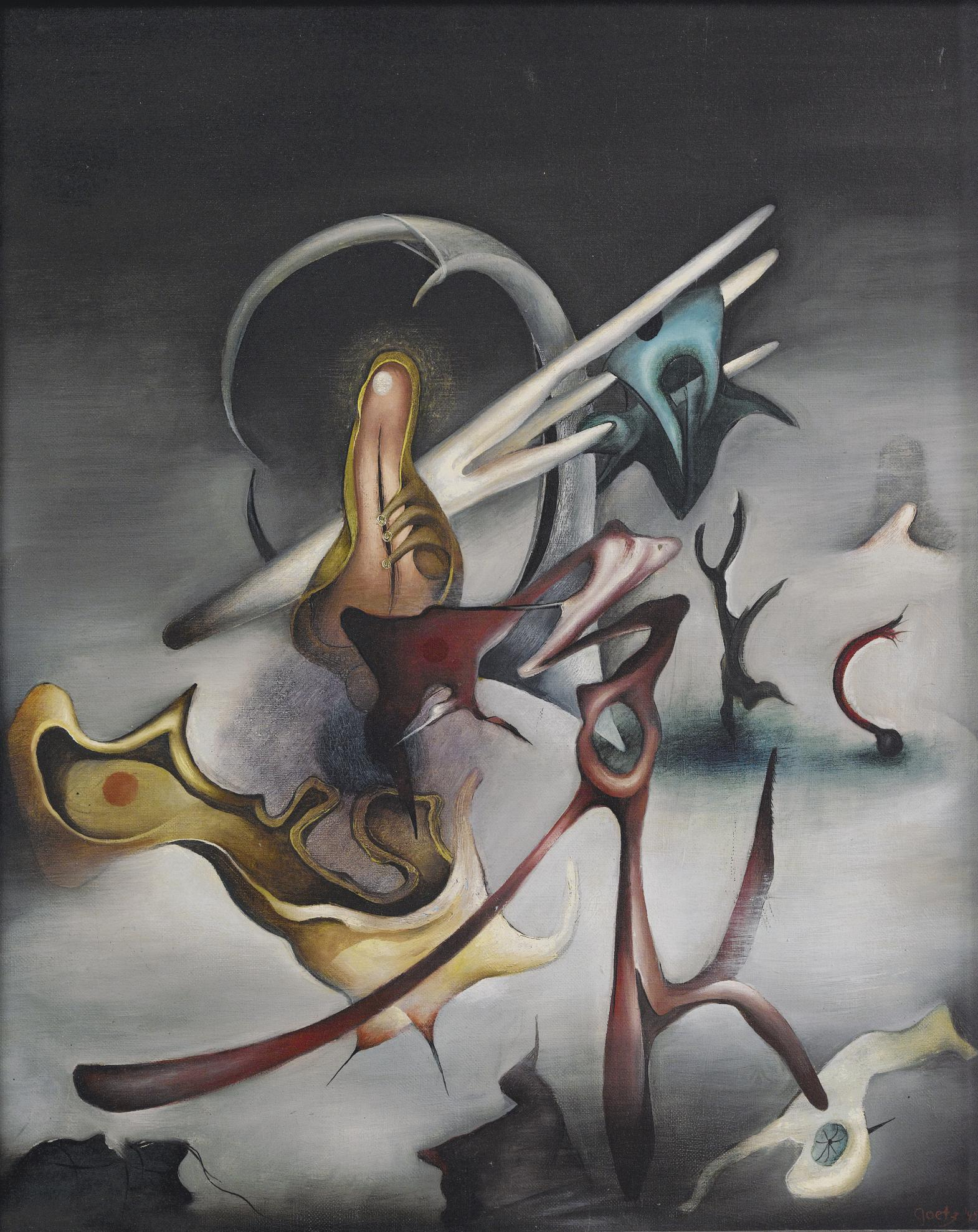 Henri Bernard Goetz - Mes Ancetres Gaulois-1945