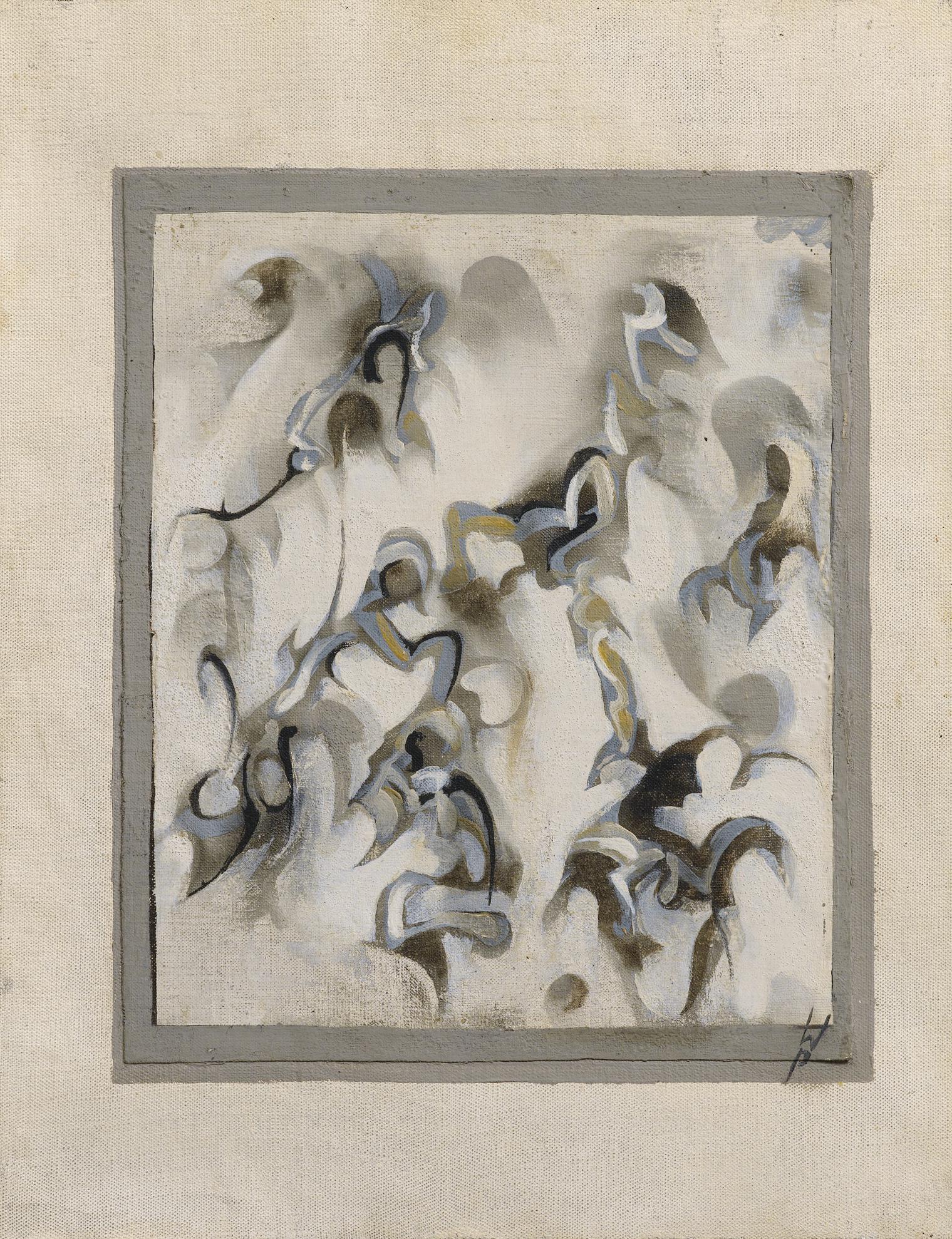 Wolfgang Paalen-Sans Titre-1940