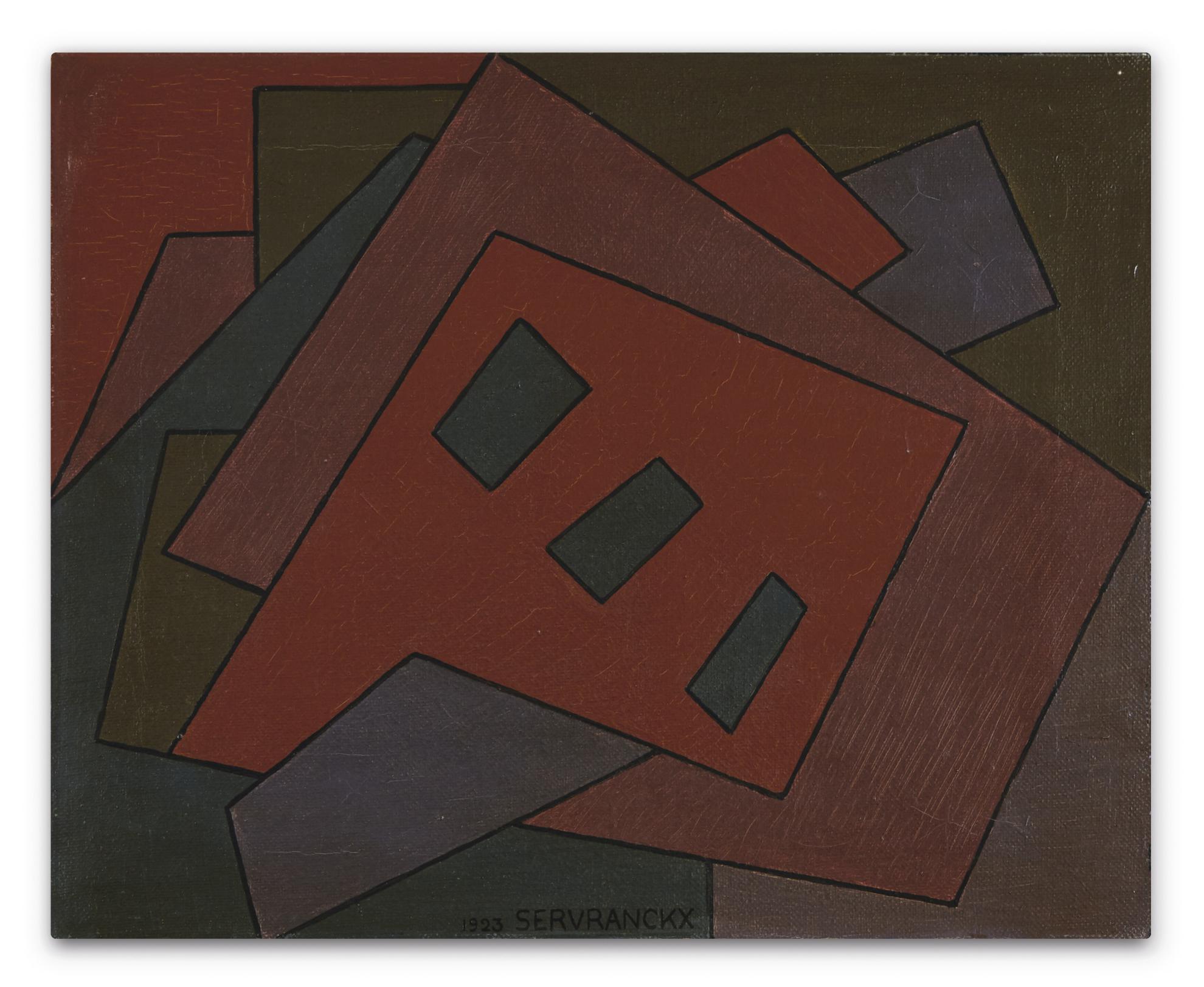 Victor Servranckx-Opus 29-1923