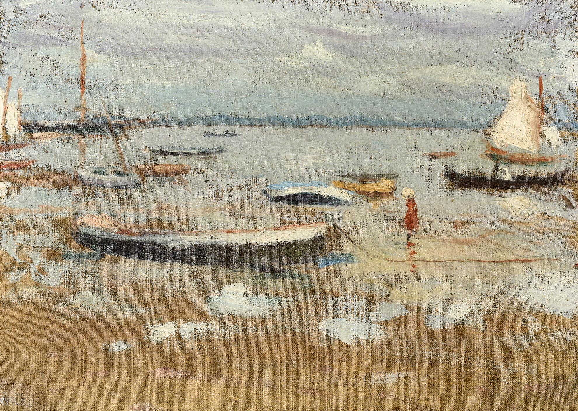 Albert Marquet-Arcachon-1893