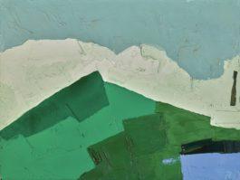 Etel Adnan-Untitled-1984