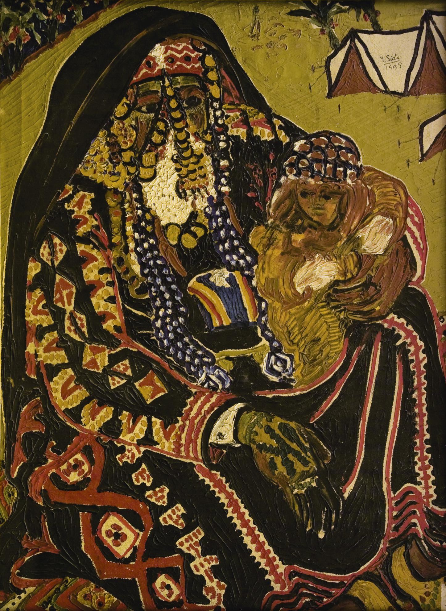Youseff Sida - Untitled-1948