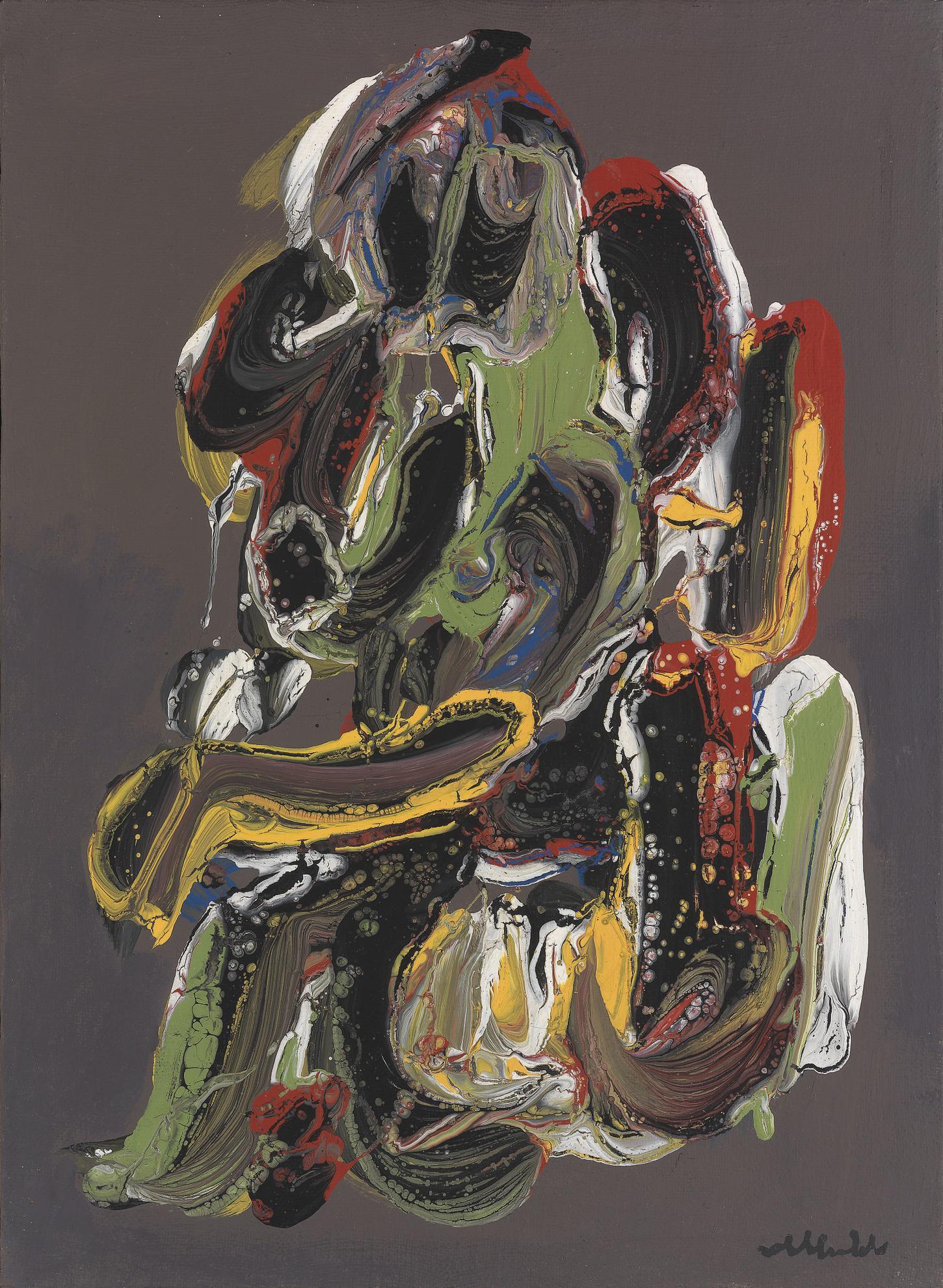 Hamed Abdalla - Talisman-1970