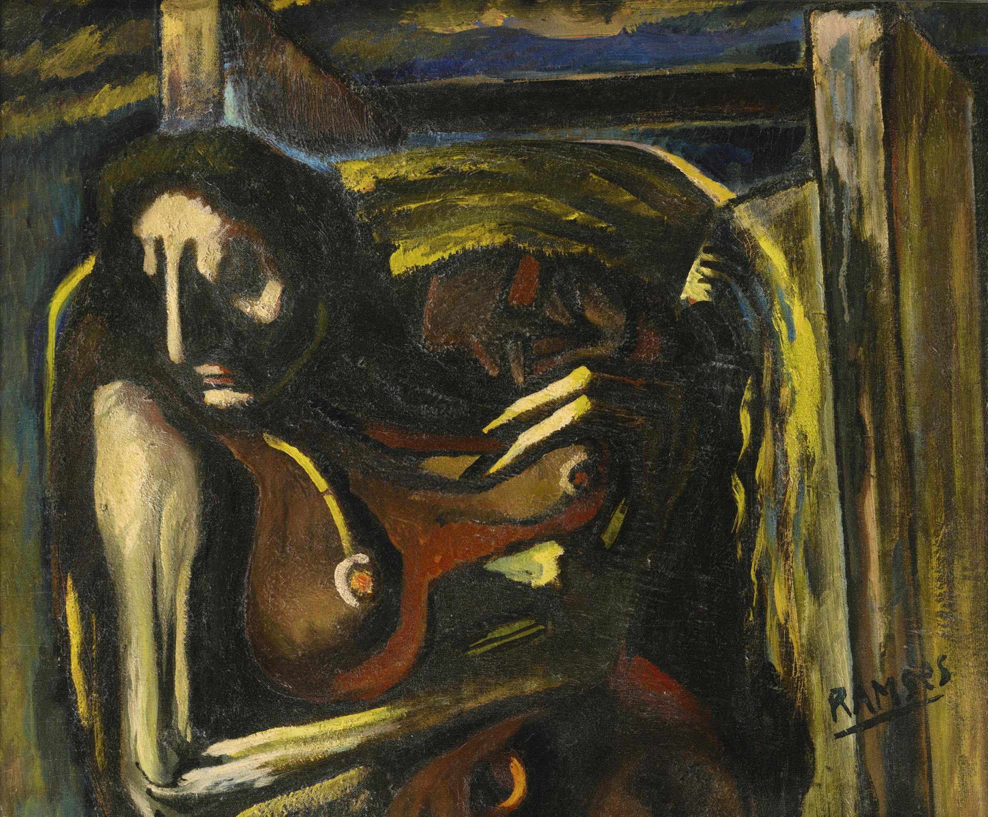 Ramses Younan-Untitled-1940