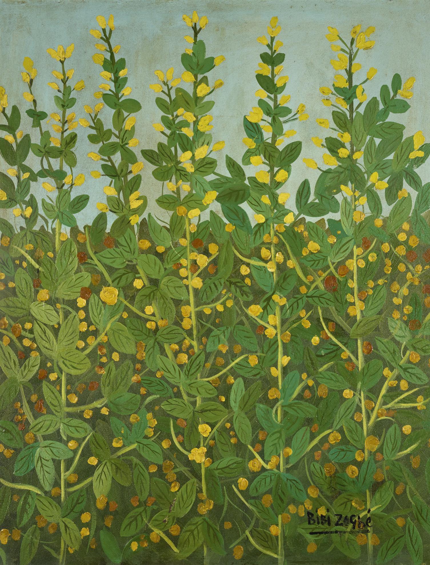 Bibi Zogbe - Flores De Campo (Field Flowers)-1950